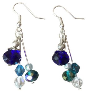 Fashion Jewelry For Everyone Earring/Dangle,with Crystals,Pearls,Fashion,Handmade Beads,Bridal Earring