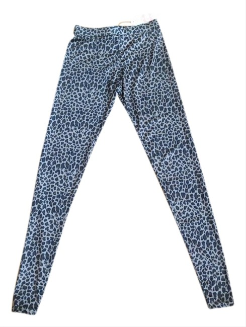 Gianni Bini Animal Leopard Comfortable Soft Print Leggings