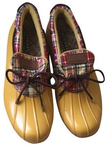 Sperry duck shoes Yellow Boots