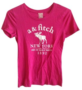 abercrombie kids Casual T Shirt Pink
