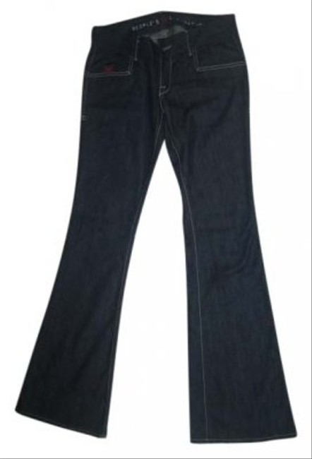 People's Liberation Flare Leg Jeans