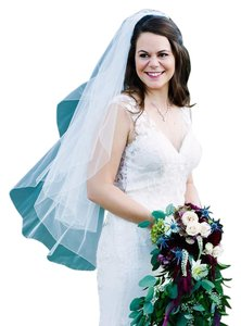 Ivory Medium Couture Bridal Veil
