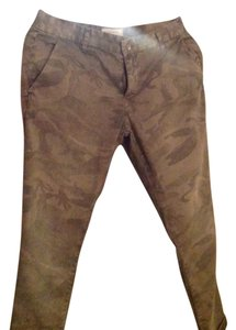 Current/Elliott Capris Camo