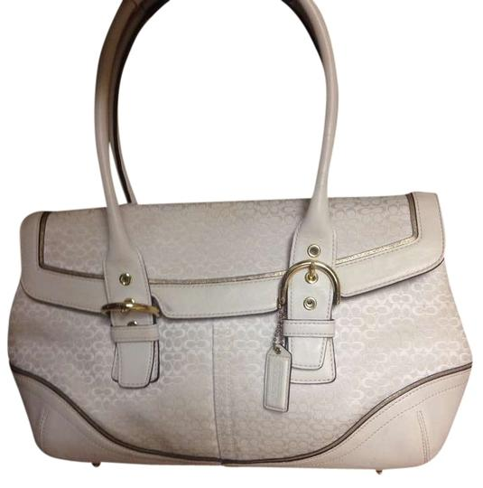 Preload https://item1.tradesy.com/images/coach-1458-cream-mini-signature-soho-flap-handbag-white-leather-and-jacquard-hobo-bag-386810-0-0.jpg?width=440&height=440