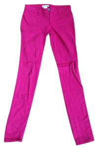 Hang Ten Comfortable Color-blocking Jeggings
