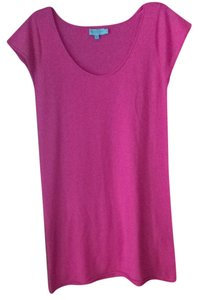 Christian Celle short dress Fushia on Tradesy