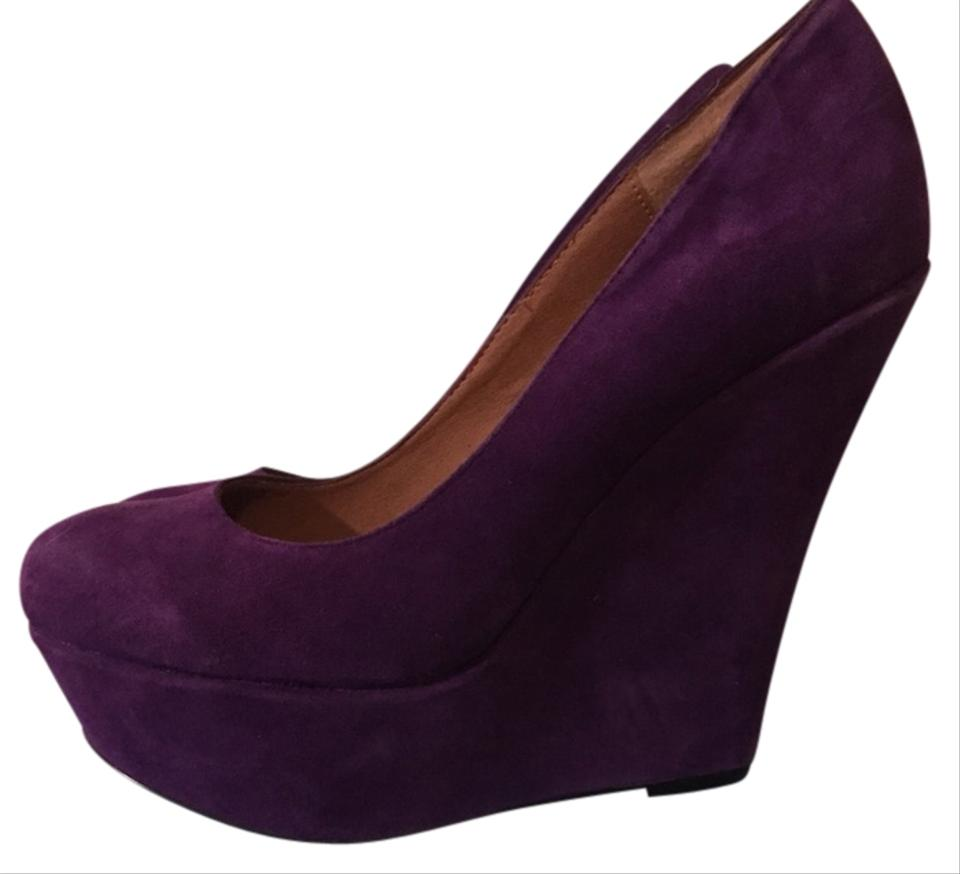 a3166c16a01 Purple Pammyy Wedges