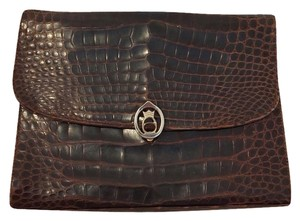 FRED brown Clutch