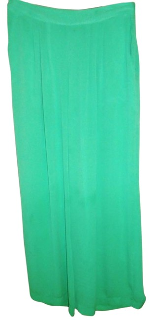 Gianni Bini Mint Green Legged Soft Pants Size 12 (L, 32, 33) Gianni Bini Mint Green Legged Soft Pants Size 12 (L, 32, 33) Image 1