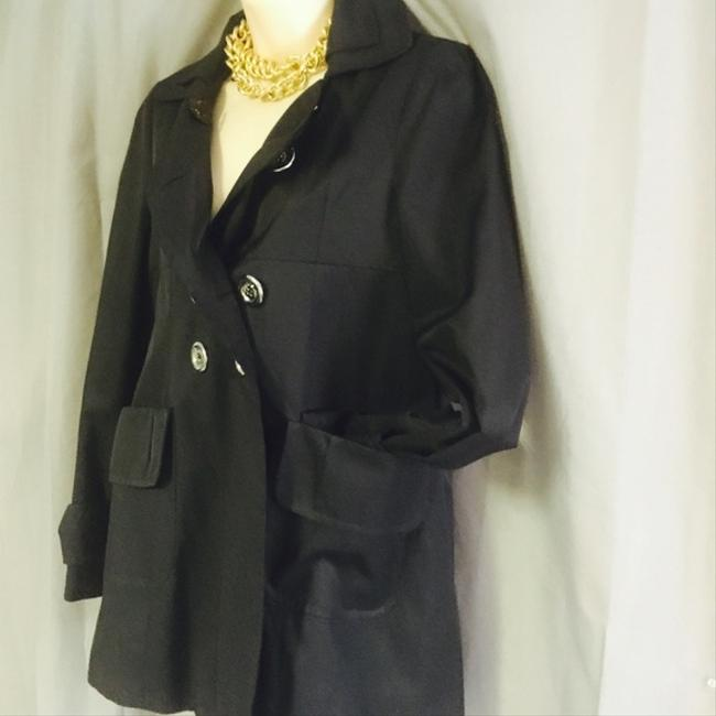 Miss Sixty Trench Coat Image 2