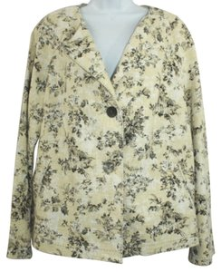 J. Jill Cotton Jacket Blazer