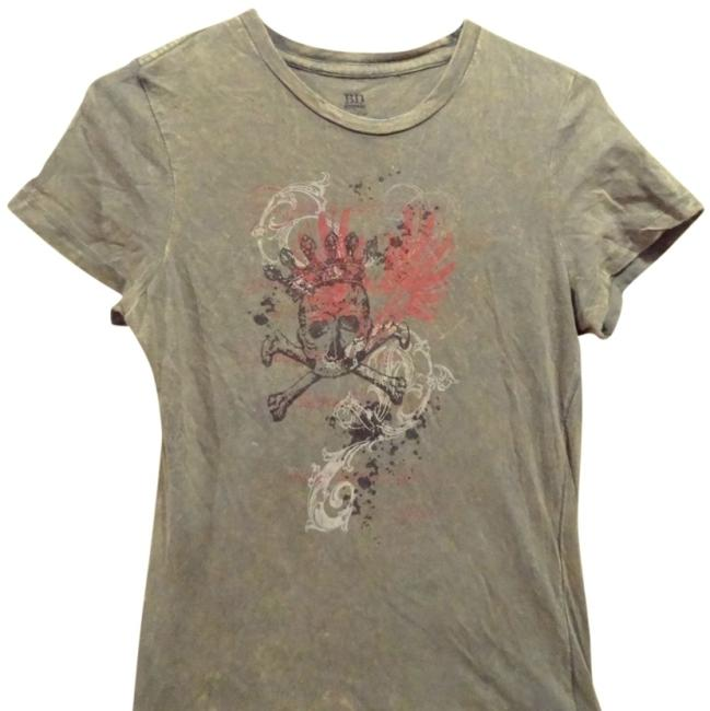 Bella Dahl T Shirt Khaki Green