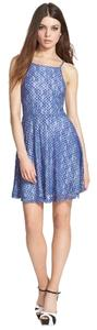 MINKPINK short dress Blue / Perriwinkle on Tradesy