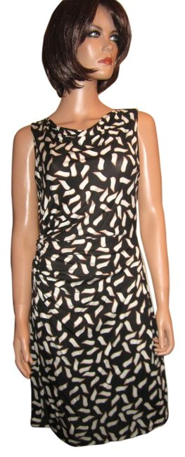 Preload https://item2.tradesy.com/images/diane-von-furstenberg-brown-and-ivory-glasmary-drape-neck-geometric-print-knee-length-workoffice-dre-3870691-0-0.jpg?width=400&height=650