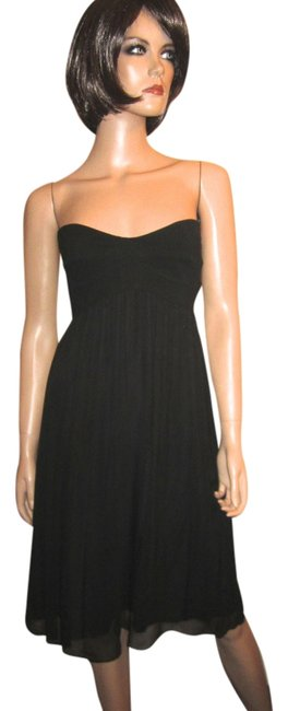 Diane von Furstenberg Asti 100% Silk Empire Sweetheart Strapless Dress