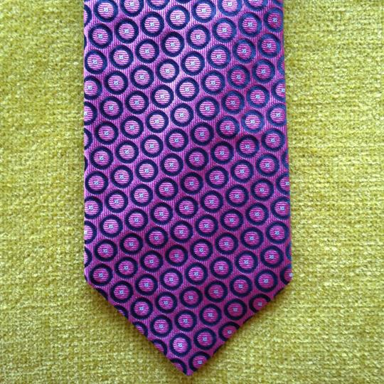 Ted Baker Hot Pink Textured Ted Baker of London Neck Tie for Man or Woman