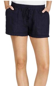 Three Dots Mini/Short Shorts Navy