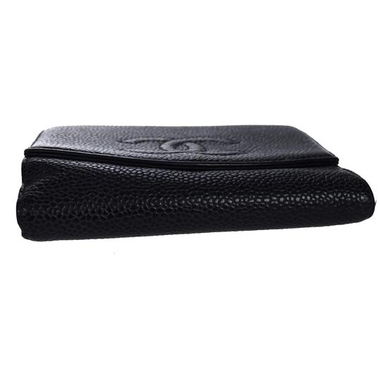 Chanel Chanel cc caviar leather Organizer Wallet Image 6