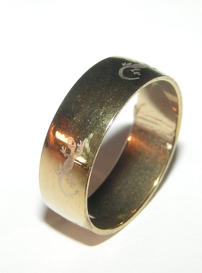 New Design Gecko Stainless Steel Band Free Shipping