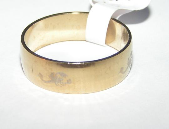 Gold Scorpion Stainless Steel Fashion Free Shipping Ring