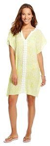 Lilly Pulitzer LLY PULITZER FOR TARGET Women's Kimono Cover-Up in Boardwalk Cafe