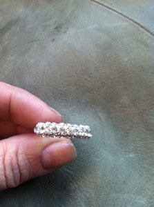 Unknown Costume Diamond Stretch Ring