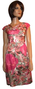 Banana Republic Mad Men Joan Watercolor Dress
