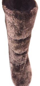 Tory Burch Brown Boots