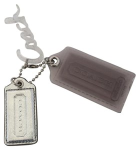 Coach COACH KEY CHAIN HANG TAG FOB LOT OF 3