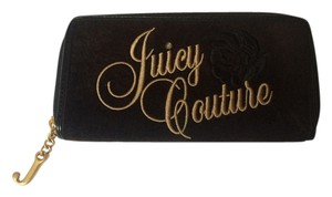 Juicy Couture Zippered Wallet