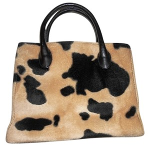 Spiegel Animal Print Clutch