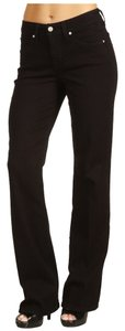 Miraclesuit Straight Leg Jeans-Dark Rinse
