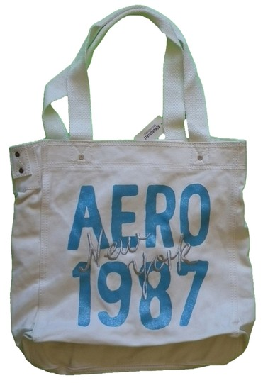 Aéropostale Tote in White