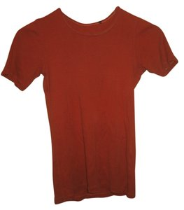 Other Shirt T Shirt Orange