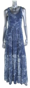 Blue Maxi Dress by Betsey Johnson