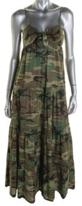 Camouflage Maxi Dress by Ralph Lauren