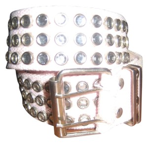 Other Pink Rhinestone Belt