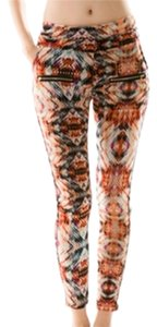 Private Collection Blue Multi Leggings
