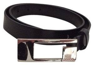 Gucci Gucci Belt Black