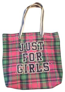 Justice Tote in Pink