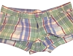 Hollister Shorts Plaid
