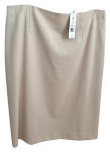 Theory Skirt Champagne