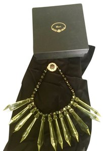 MAWI MAWI NEW London statement starburst $400+ retail value necklace