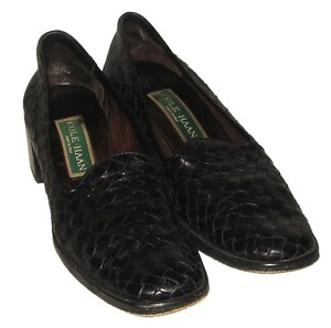 Cole Haan Loafers Woven Leather In Italy. Size 8 Aa. 2