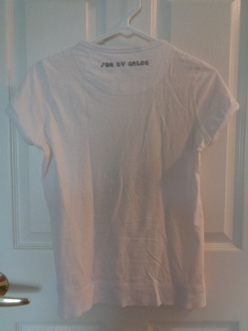 Chloé T Shirt White