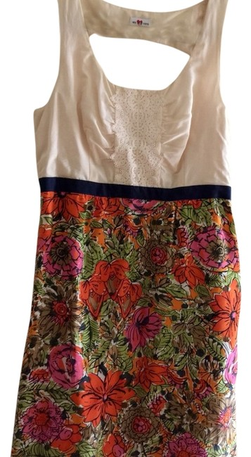 Preload https://item2.tradesy.com/images/anthropologie-multicolor-short-casual-dress-size-8-m-3880891-0-0.jpg?width=400&height=650