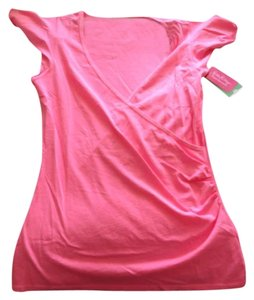 Lilly Pulitzer Top Cosmo Pink