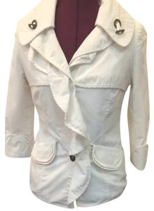Willi Smith White Jacket