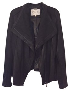 Rachel Roy Leather Leather Jacket