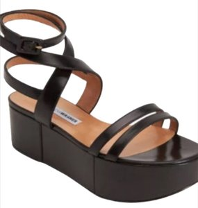 Alexa Wagner Black Sandals